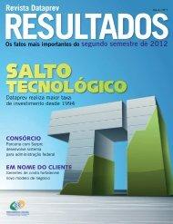 Revista Dataprev Resultados