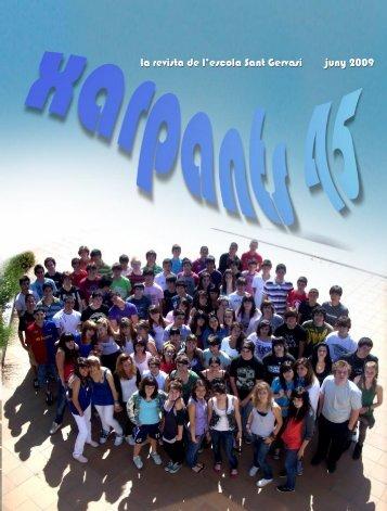 Xarpants 45 - Escola Sant Gervasi