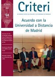 Criteri - Col·legi Graduats Socials Tarragona