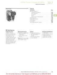 Direct Current Contactors - Klockner Moeller Parts