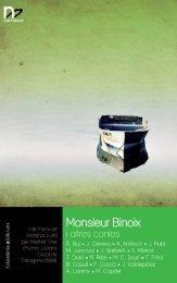 Monsieur Binoix i altres conte - Tinet