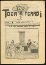 Toca Ferro - Sol-Torres