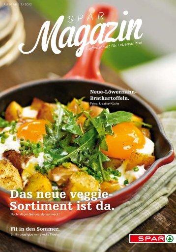 SPAR Schweiz - Magazin 03/12