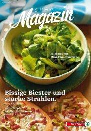 SPAR Schweiz - Magazin 04/12