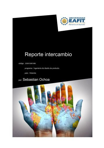 Reporte intercambio - Universidad EAFIT