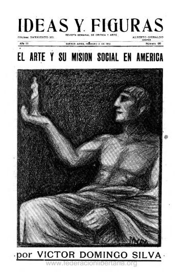 1912, febrero. Año III, nº 66. - Federacion Libertaria Argentina
