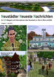 NNN-Magazin Ausgabe 1 April 2013