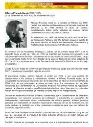 Alfonso Pruneda García - UNAM