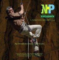 Descargar dossier informativo (PDF) - Natupark