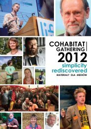 Pobierz PDF - Cohabitat Gathering 2012