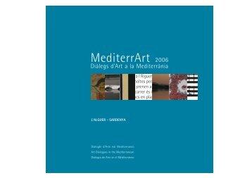 Catàleg MediterrArt 2006 [pdf] - Diputació de Barcelona