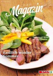 SPAR Schweiz - Magazin 05/12
