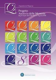 Questo Quaderno raccoglie gli elementi del ... - Gruppo Segesta