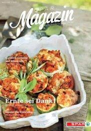 SPAR Schweiz - Magazin 07/12
