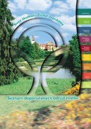 Katalog nejčastěji pěstovaných rostlin v našich podmínkách (PDF)
