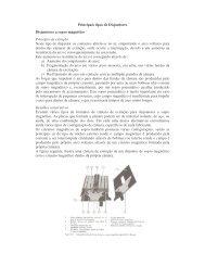 Principais tipos de Disjuntores Disjuntores a sopro magnético ...