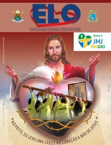 A serviço da Igreja de Dourados, a Diocese do Coração