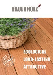 ECOLOGICAL LONG-LASTING ATTRACTIVE