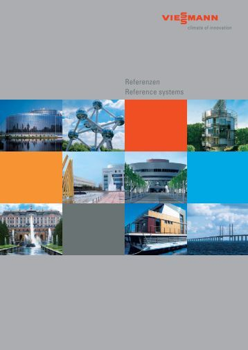 Referenzen / Reference systems