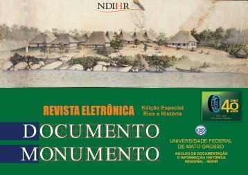 REVISTA NDHIR - Especial - Portal da Universidade Federal de ...