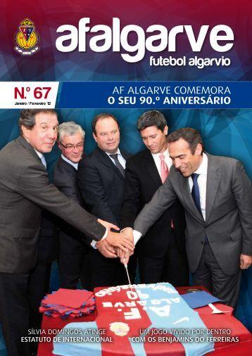 Revista AF Algarve