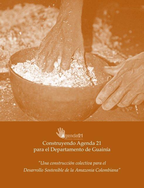 Construyendo Agenda 21 para el Departamento de ... - Corpoica