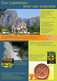 Brochure - Capelletes