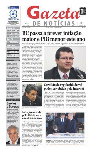 BC passa a prever inflação maior e PIB menor este ano - Jgn.com.br