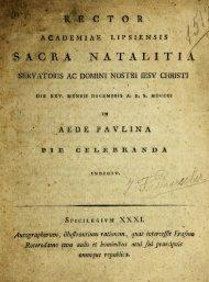 SAC RA NATALITIA
