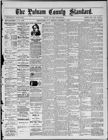 1881-10-07 - Northern New York Historical Newspapers