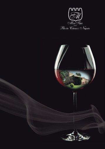 Visualiza nuestra selección de vinos en PDF - MasFalet