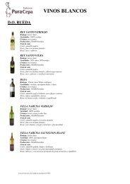 vinos tintos - Vinoteca Pura Cepa