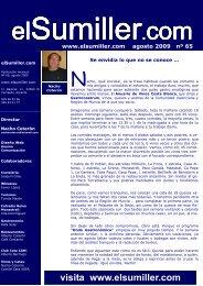 elsumiller.com, Agosto 2009