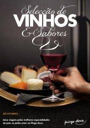 Selecção de Vinho e Sabores 2012 - Pingo Doce