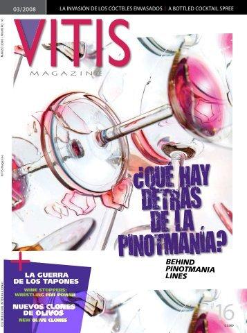 BEHIND PINOTMANIA LINES - Vitis Magazine