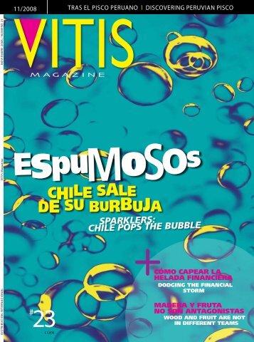 DE SU BURBUJA - Vitis Magazine