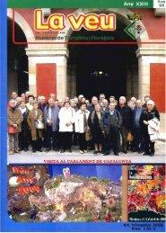 Revista La Veu de Torreflor num. 96 - Ajuntament de Torrefeta i ...