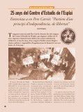 ¥ Tresquarts n¼15 - Infojove - Govern de les Illes Balears - Page 4