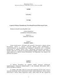 Czechy - Państwowa Inspekcja Ochrony Roślin i Nasiennictwa