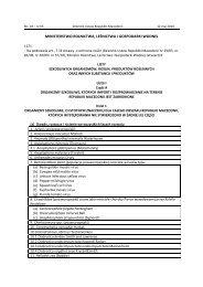 Przepisy fitosanitarne - tłumaczenie robocze na język polski