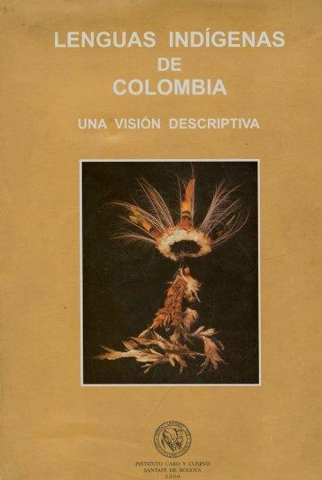 LENGUAS INDÍGENAS - Portal de Lenguas de Colombia