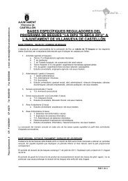 BASES LA DIPU ET BECA 2012.pdf - Ajuntament de Villanueva de ...