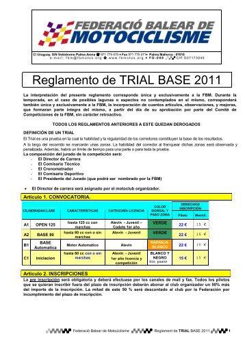 4- RegTRIAL base 2011