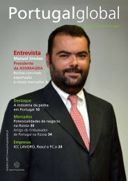 Entrevista - aicep Portugal Global