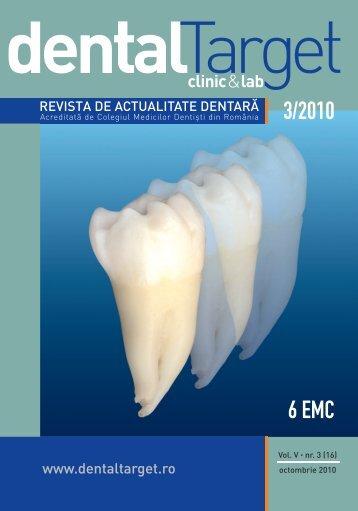 descarca pdf - Dentaltarget