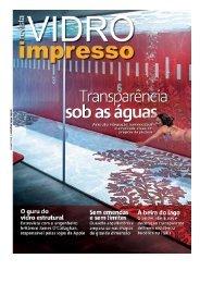 matéria na revista Vidro Impresso, n° 16, janeiro ... - ASA Alumínio