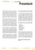 Perfil de la Ciutat. Edició 2012 - El Perfil de la Ciutat - Page 6