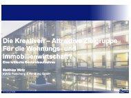 Die Kreativen - Attraktive Zielgruppe - InWIS Forschung & Beratung ...