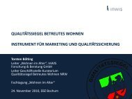 Vortrag von Dipl. Ing. Torsten Bölting am 24. November 2010 zum ...