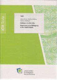 Download - Leibniz-Institut für ökologische Raumentwicklung